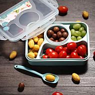 お買い得  -1個 ランチボックス プラスチック 使いやすい キッチン組織