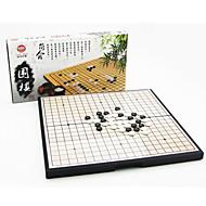 preiswerte Spielzeuge & Spiele-Bretsspiele Schachspiel Go / Chinesisches Schachspiel Magnetisch Kinder Unisex Jungen Mädchen Spielzeuge Geschenk