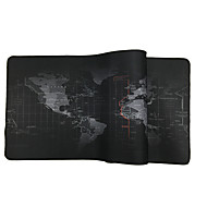 Duża mapa świata podkładka pod mysz 300 * 700 * 2 mm