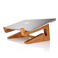 abordables Soportes para Mac-Soporte de computadora portátil estable Macbook Ordenador Portátil Tablet Other De madera Macbook Ordenador Portátil Tablet