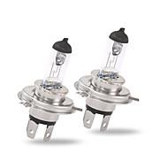Gmy® галогенный автомобильный свет автолампа h4 прозрачный серия 12v 60 / 55w фары 2шт