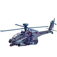 저렴한 -풀 백 미니어쳐 차량 헬리콥터 장난감 비행기 조각 남여 공용 선물