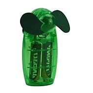 Недорогие Мелкая бытовая техника-Маленький мини-портативный вентилятор креативный небольшой вентилятор с пластиковым вентилятором