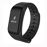 Inteligentna bransoletka iOS AndroidWodoszczelny Długi czas czuwania Spalone kalorie Krokomierze Rejestr ćwiczeń Sportowy Zdrowie