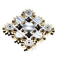Stresszoldó pörgettyűk Kézi Spinner Játékok Gear Spinner Fém Klasszikus Darabok Fiú Lány Ajándék