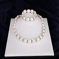 MPL Bridal Wedding Pearl Necklace