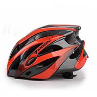 MOON 남여 공용 자전거 헬멧 25 통풍구 싸이클링 산악 사이클링 도로 사이클링 사이클링 L : 58-61CM M : 55-58CM PC EPS