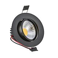 6W 2G11 LED Downlights Recessed Retrofit 1 COB 540 lm Warm White Cold White K Decorative AC85-265 V