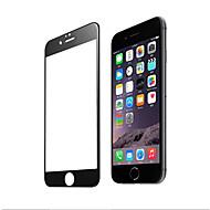 Недорогие Защитные плёнки для экрана iPhone-Защитная плёнка для экрана Apple для iPhone 6s iPhone 6 Закаленное стекло 1 ед. Защитная пленка на всё устройство Ультратонкий Уровень