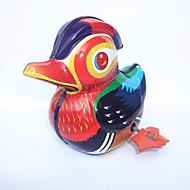 저렴한 -태엽 장난감 오피스 / 비즈니스 새 철 메탈 빈티지 레트로 1 pcs 조각 아동용 장난감 선물