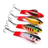お買い得  釣り用アクセサリー-1 個 ルアー ハードベイト ソフトプラスチック リード 海釣り スピニング ジギング 川釣り 一般的な釣り ルアー釣り バス釣り