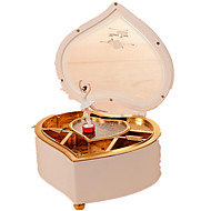 cheap Toys & Hobbies-Music Box Toys Furnishing Articles Sphere Plastic Pieces Unisex Valentine's Day Gift