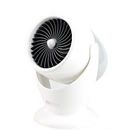 Vliegtuig motor type mini ventilator kantoor desktop kleine ventilator dempen