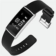 abordables Tendencias actuales de la tecnología-N108 Pulsera inteligente Android iOS Bluetooth Deportes Impermeable Monitor de Pulso Cardiaco Pantalla Táctil Calorías Quemadas Recordatorio de Llamadas Seguimiento de Actividad Seguimiento del Sueño
