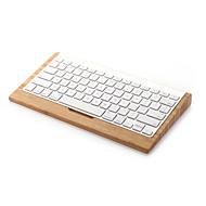 Trípode soporte de la tableta de madera Cama soporte de tabletas