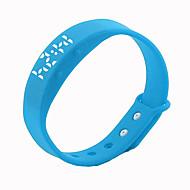 Смарт-браслет Защита от влаги Длительное время ожидания Израсходовано калорий Педометры будильник Отслеживание снаДатчик поворачивания