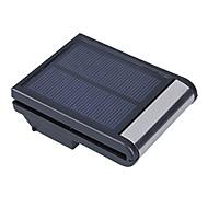 お買い得  LED ソーラーライト-0.5 W LEDフラッドライト 防水 / 取り付けやすい ナチュラルホワイト 屋外照明 1 LEDビーズ