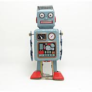 お買い得  おもちゃ & ホビーアクセサリー-ロボット / ゼンマイ式玩具 ミシン / ロボット メタリック / 鉄 アニメ系 1 pcs 小品 子供用 ギフト