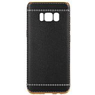 Недорогие Чехлы и кейсы для Galaxy S-Кейс для Назначение SSamsung Galaxy S8 Plus S8 Покрытие Ультратонкий Кейс на заднюю панель Сплошной цвет Мягкий ТПУ для S8 Plus S8