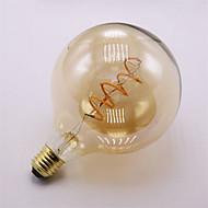 1pc 4W E27 Soft LED Filament Bulbs Vintage Edison for Bar Home Decorate AC220-240V