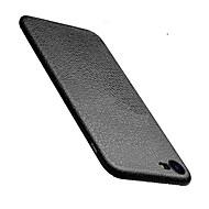 Недорогие Кейсы для iPhone 8-Кейс для Назначение Apple iPhone 8 / iPhone 8 Plus Ультратонкий Кейс на заднюю панель Однотонный Мягкий ТПУ для iPhone 8 Pluss / iPhone 8 / iPhone 7 Plus