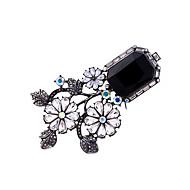 זול -בגדי ריקוד נשים תפס לשיער עיצוב מיוחד סגנון חמוד סִכָּה תכשיטים שחור עבור Party אירוע מיוחד מסיבה\אירוע ערב