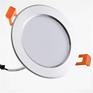 abordables Luces Descendentes-1pc 9 W 900 lm 20 LED Fácil Instalación / Luz Empotrada Luces LED Descendentes Blanco Cálido / Blanco Fresco 85-265 V Hogar / Oficina /
