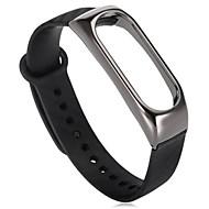 tpe wristband для xiaomi mi band 2 - черные полосы для xiaomi