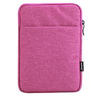 Apple iPad mini 4/3/2/1 lefedik ütésálló testes esetben egyszínű puha textil