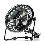 abordables Fans-VentiladorFresco y refrescante Ligero y Conveniente Interruptor de contacto Silencio y silenciamiento Regulación de velocidad del viento