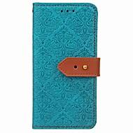Voor iPhone X iPhone 8 Hoesje cover Portemonnee Kaarthouder met standaard Flip Magnetisch Volledige behuizing hoesje Effen Kleur Hard