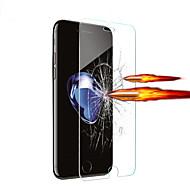 Protector de pantalla para Apple iPhone 7 Vidrio Templado 1 pieza Protector de Pantalla Frontal Alta definición (HD) / Dureza 9H / Borde Curvado 2.5D