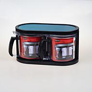 2 Kök Rostfritt Stål Plast Shakers och kvarnar