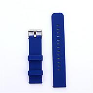 Недорогие Часы для Samsung-Ремешок для часов для Gear S2 Gear S2 Classic Samsung Galaxy Современная застежка силиконовый Повязка на запястье