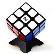 お買い得  おもちゃ & ホビーアクセサリー-ルービックキューブ QI YI 3*3*3 スムーズなスピードキューブ マジックキューブ パズルキューブ スムースステッカー 方形 ギフト