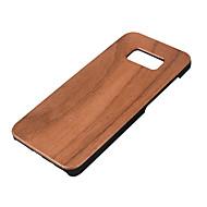 Cornmi для samsung galaxy s8 плюс ударопрочный чехол задняя крышка чехол деревянная текстура твердая деревянная