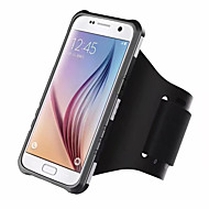 For Samsung Galaxy S8 Plus S8 Case Cover Shockproof Armband Case Solid Color Hard PC S7 Edge S7