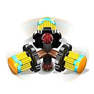 tanie Zabawki & hobby-Przędzarka ręczna Zabawki Pierścień przędzarki ABS EDC Zabawki nowoczesne i żartobliwe