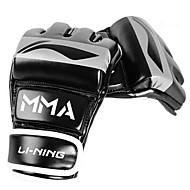 abordables Boxeo-Guantes de Boxeo para Entrenamiento para Taekwondo / Boxeo / Sanda Guantes Anti-Shake / Amortización / Anti desgaste Terileno
