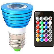 3W Χωνευτή εγκατάσταση 1 LED Υψηλης Ισχύος 150 lm RGB κ V