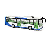 Zabawkowe samochody Zabawki Autobus Zabawki Autobus Metal Sztuk Dla obu płci Prezent