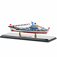 Terugtrekvoertuigen Speelgoedauto's Boerderijvoertuig Vliegdekschip Speeltjes Vliegdekschip Automatisch Metaallegering Stuks Unisex