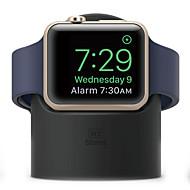 Suporte de relógio elago para série de maçã série 1 2 suporte de silicone 38mm / 42mm sem linha de dados