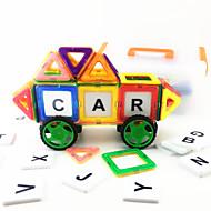 DIYキット 磁石玩具 ブロックおもちゃ 3Dパズル 知育玩具 科学&観察おもちゃ ジグソーパズル 車両 大人も遊べるおもちゃ 旅行用おもちゃ 磁気ブロック ストレス解消 小品 おもちゃ 磁石バックル 方形 サーキュラー 三角形 車載 アーキテクチャ ギフト