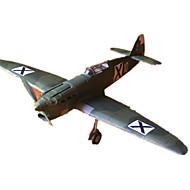 hesapli Oyuncaklar & Hobi Gereçleri-3D Yapbozlar Kağıt Sanatı Hava Aracı Dövüşçü Simülasyon Kendin-Yap Klasik Unisex Hediye