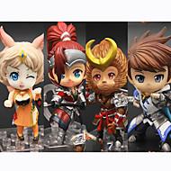 Anime de acțiune Figurile Inspirat de Cosplay Cosplay PVC 10 CM Model de Jucarii păpușă de jucărie