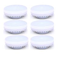 お買い得  LED スポットライト-EXUP® 6本 5W 470lm GX8.5 LEDスポットライト 埋込み式 13 LEDビーズ SMD 2835 ライトコントロール 装飾用 温白色 クールホワイト 220-240V