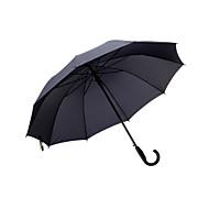 Недорогие Защита от дождя-Зонт с длинной ручкой Муж. Lady