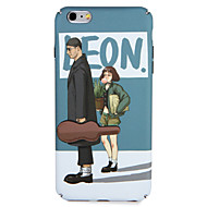 Case for Apple iPhone 7 Plus/7 Cover Pattern Back Cover Case Cartoon Hard PC iPhone 6s Plus/6 Plus/ 6s / 6