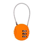 abordables Candados Mecánicos-13321 Candado Aleación de zinc Desbloqueo de contraseñas para Caja de herramientas Gimnasia diario Equipaje